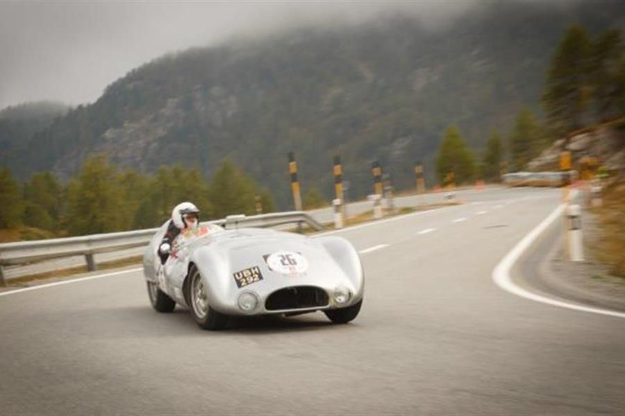 JD Classics puts in strong performance at Bernina Granturismo