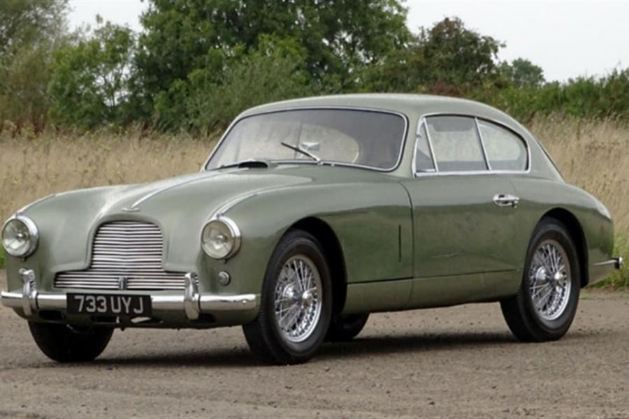 Best of British Investment, six Aston Martins on offer at HandH Classics
