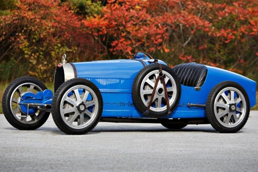 Exceptional Bugatti Grand Prix at The Scottsdale Auctions