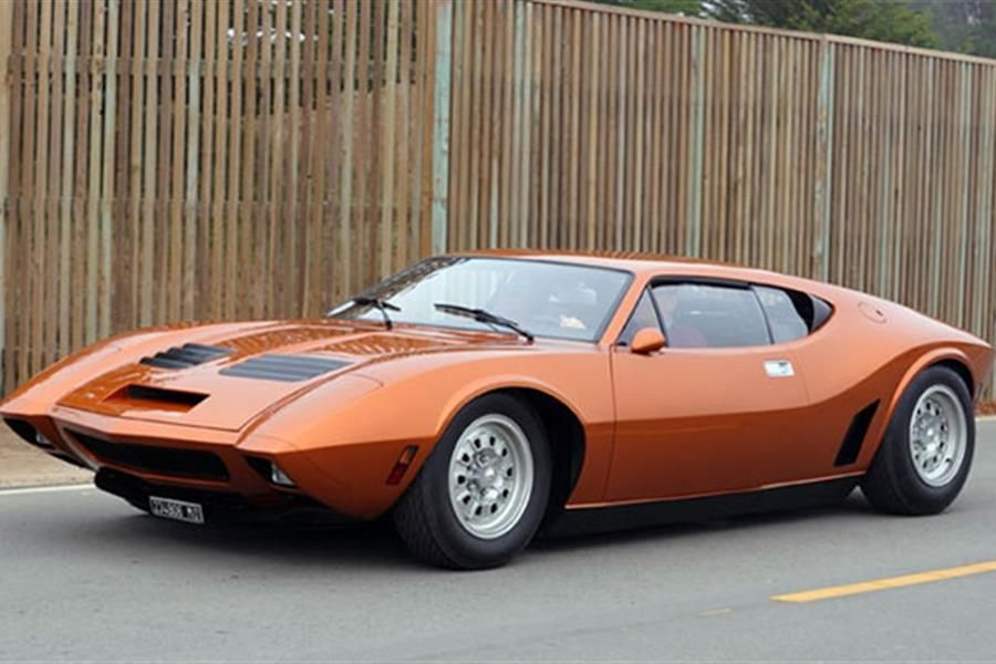 Monza-Tested AMX 3 at The Scottsdale Auctions