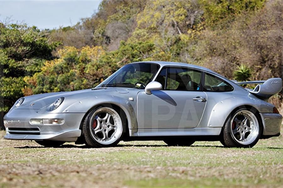 Porsche 993 GT2 up for grabs at Scottsdale