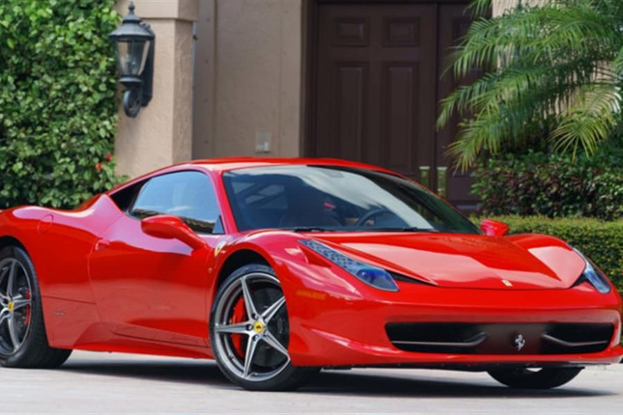 2013 Ferrari 458 Italia offered by Mecum in Los Angeles