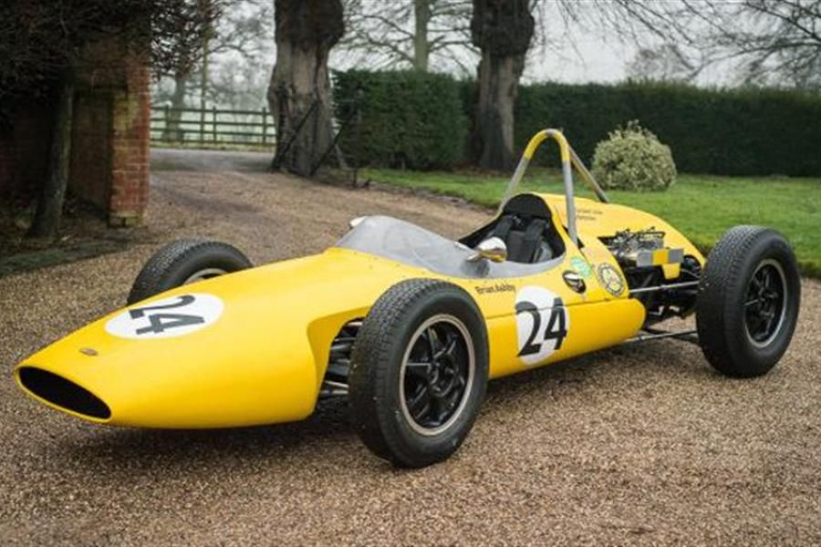 1961 Emeryson Formula 1 Climax FPF: Historic race icons for sale at Race Retro
