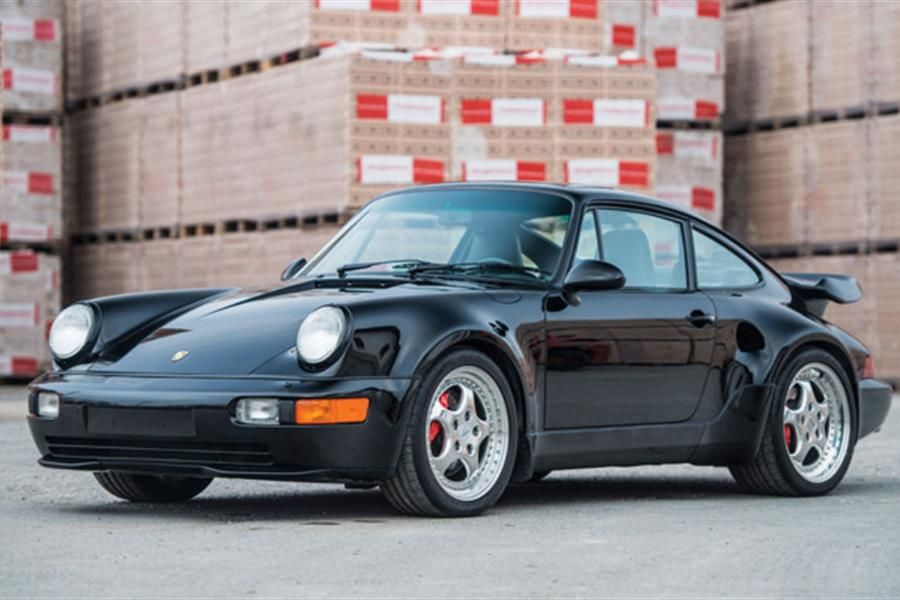 1994 Porsche 911 Turbo S 3 6 Offered Without Reserve News Racecar