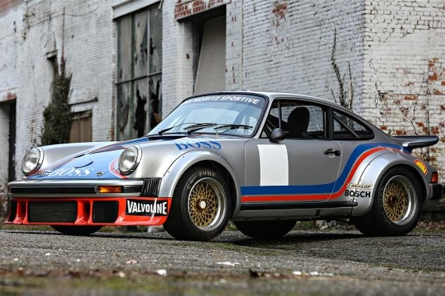 1977 Porsche 934 5 on offer at Amelia Island