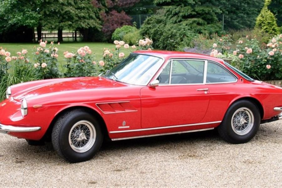 COYS sell 1968 Ferrari  330 GT for more than £500,000 at HMI