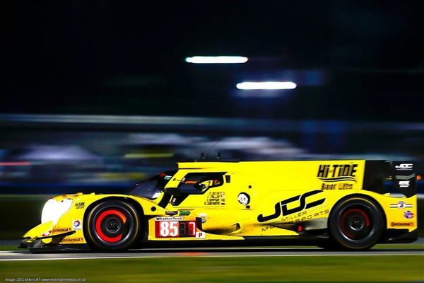 Simpson ready for Sebring 12 Hour with Prototype ORECA-Gibson