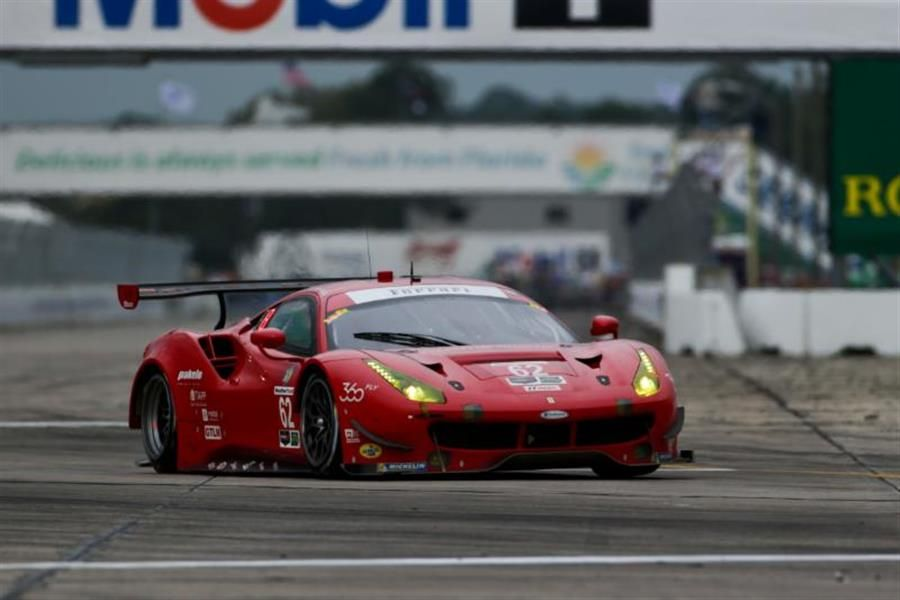Risi Competizione ready for 12 Hours of Sebring