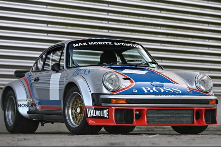 1977 Porsche 934 5 sell for $1,375,000 Friday at Goodings Amelia Sale