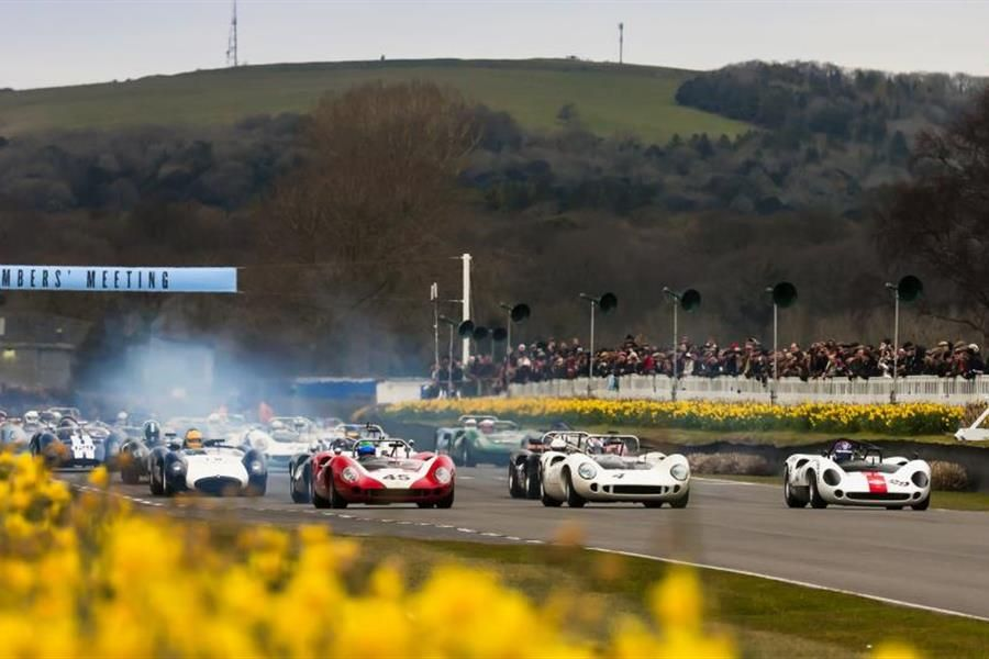 Goodwood 75th Members' Meeting