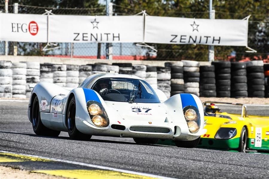 Jarama-Classic kicks of Peter Auto season