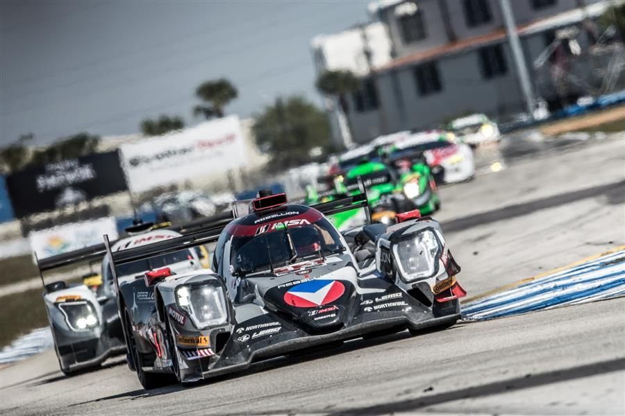 REBELLION Racing 12 Hours of Sebring Review