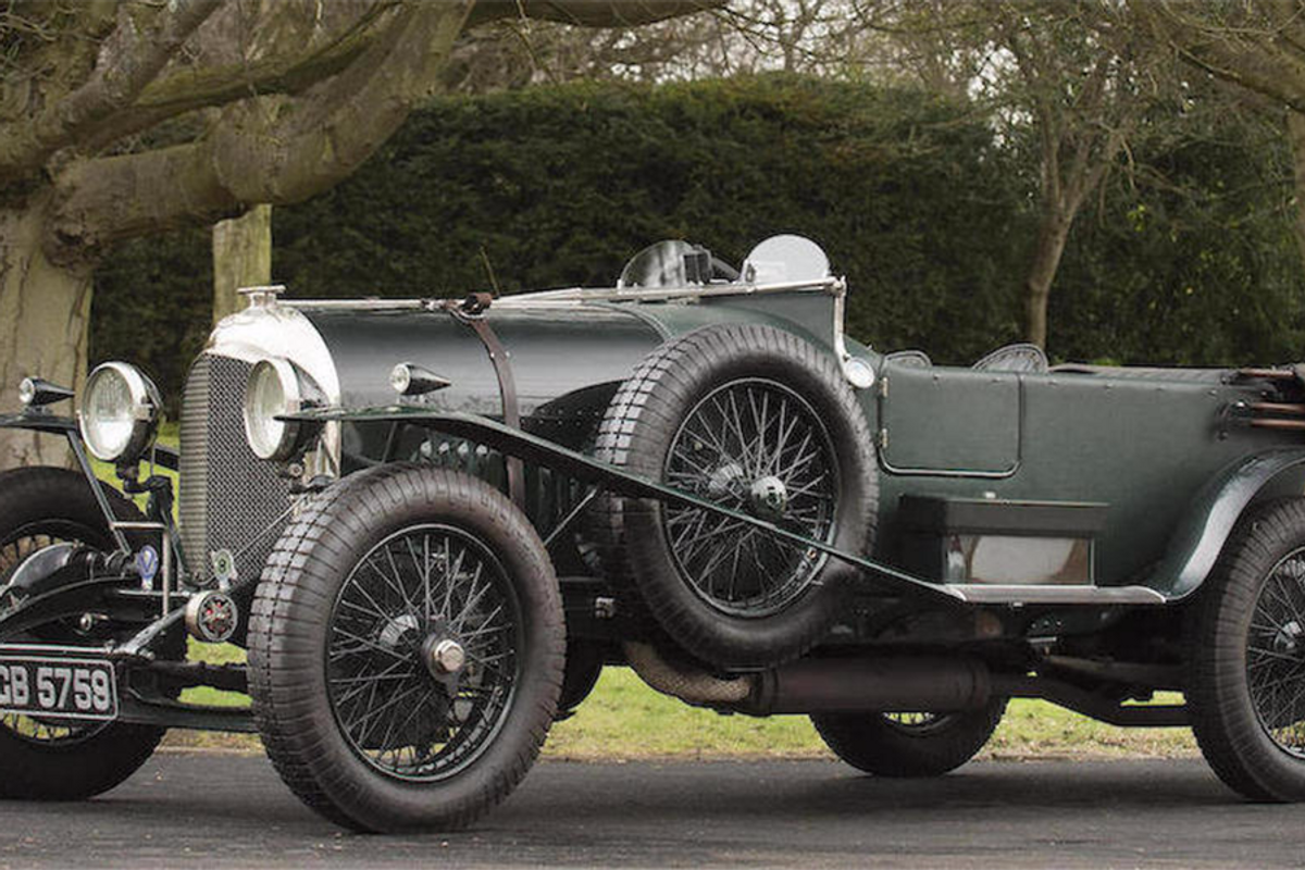 British marques steal the show at Bonhams Goodwood Sale, FULL RESULTS