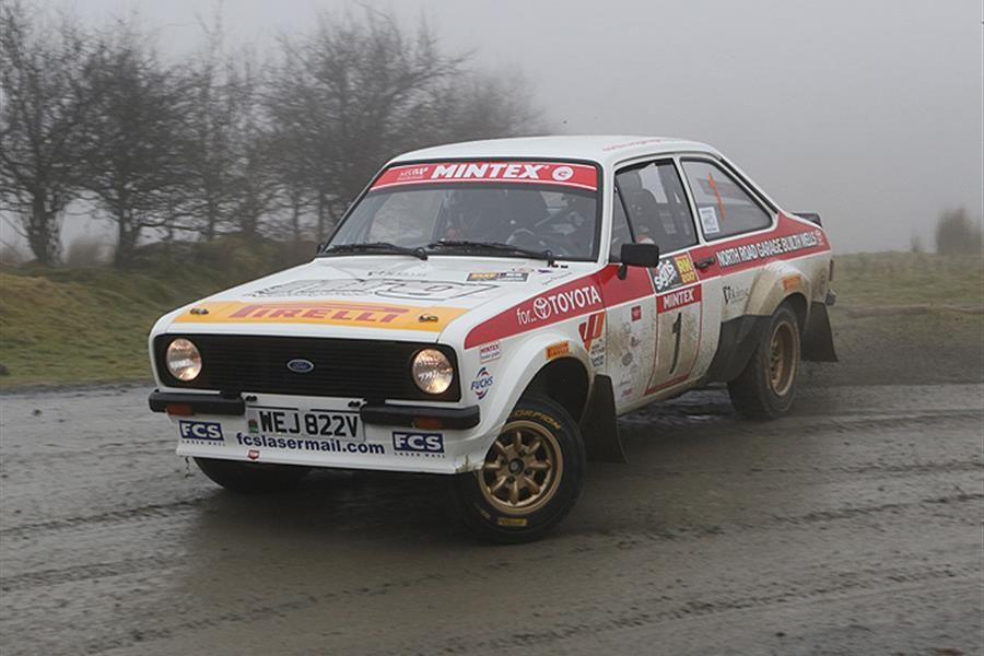 Rally North Wales next for Mintex MSA BHR