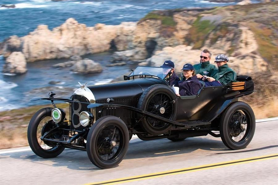 First Bentley to race at Le Mans confirmed for Concours of Elegance