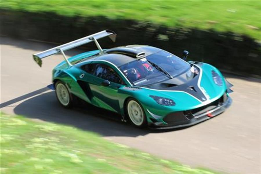 Spectacular Shelsley Walsh ChronosAndCars