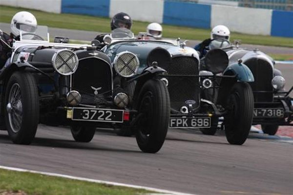 Countdown to Donington Historic Festival