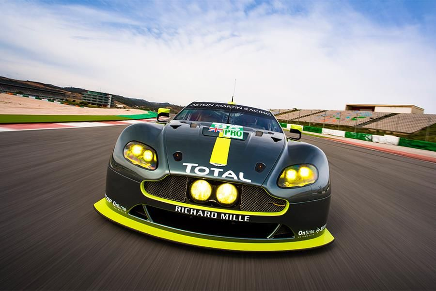 Aston Martin Racing unveils 2017 challenger and Le Mans line-ups
