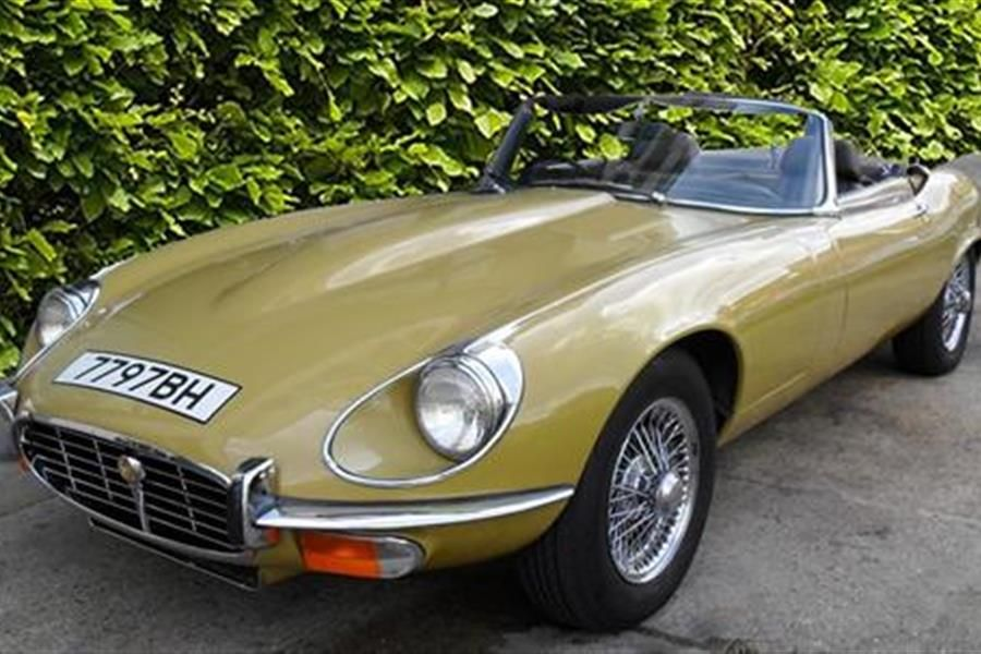 Barons classic car line up for Sandown Park auction
