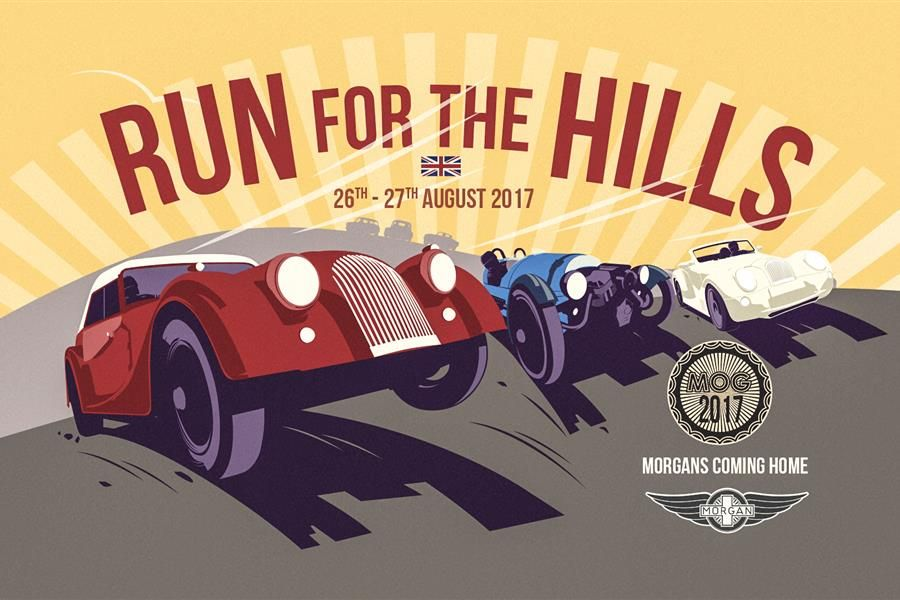 World's biggest collection of Morgans at Run For The Hills