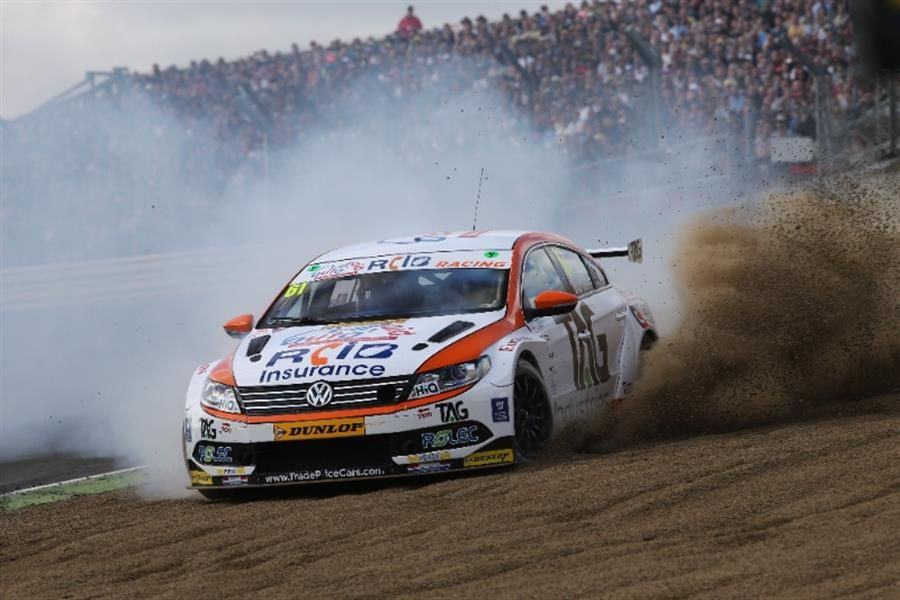 Wins for Ingram, Shedden and Jordan in BTCC curtain raiser