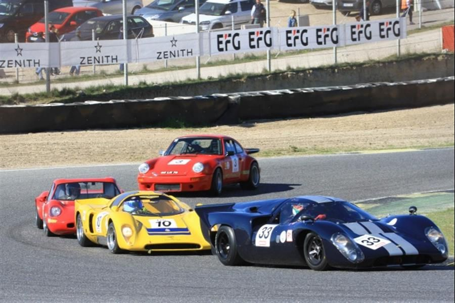Jarama-Classic galleries and results