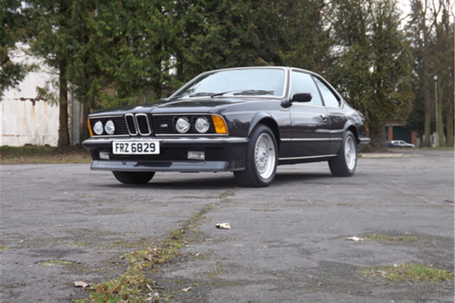 BMW record at Classic Car Auctions, results