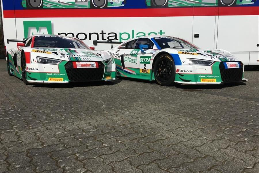 Montaplast field three champions in defence of ADAC GT Masters title