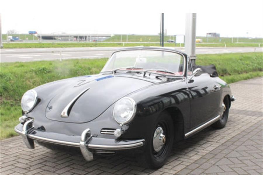 1963 Porsche 356 B on offer at COYS Techno Classica Auction