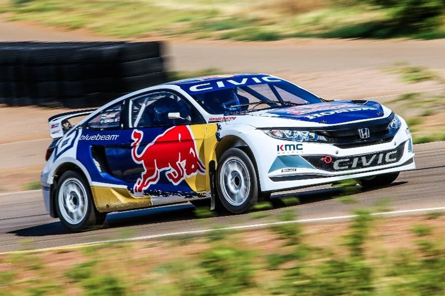 OMSE bet on youth with expanded Honda line-up for Global Rallycross