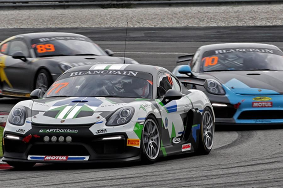 OD Racing's Gilbert and Patel win Blancpain GT Series Asia opener at Sepang