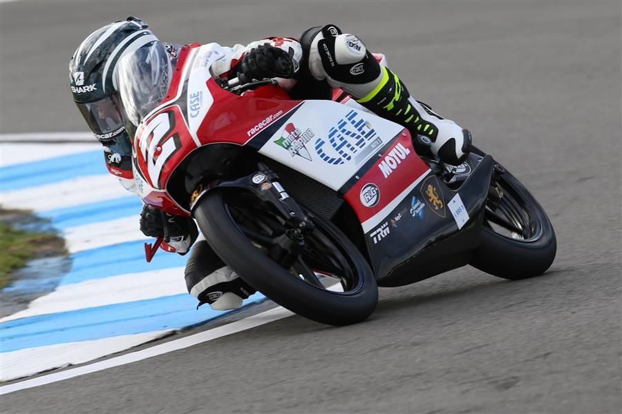 Strudwick eager to get racing in Brands Hatch Motostar