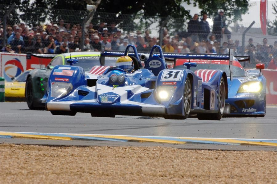 Masters launches new Le Mans Legends Series