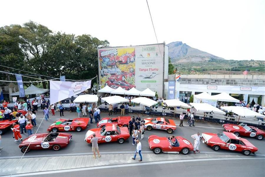 Legendary Sicilian Targa Florio ready for 101st event
