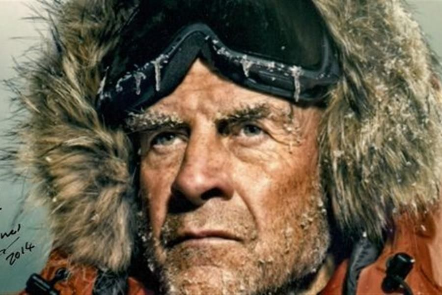 Sir Ranulph Fiennes guest speaker at Run For The Hills event