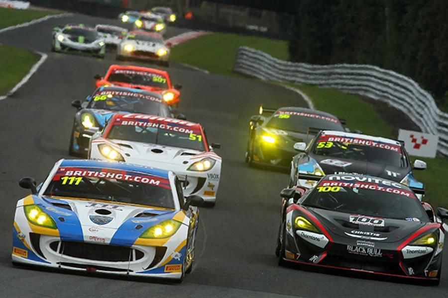 British GT Rockingham-bound for two-hour enduro