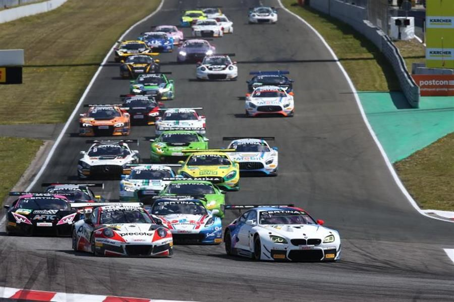 Victory for BMW Team Schnitzer in 150th ADAC GT Masters race