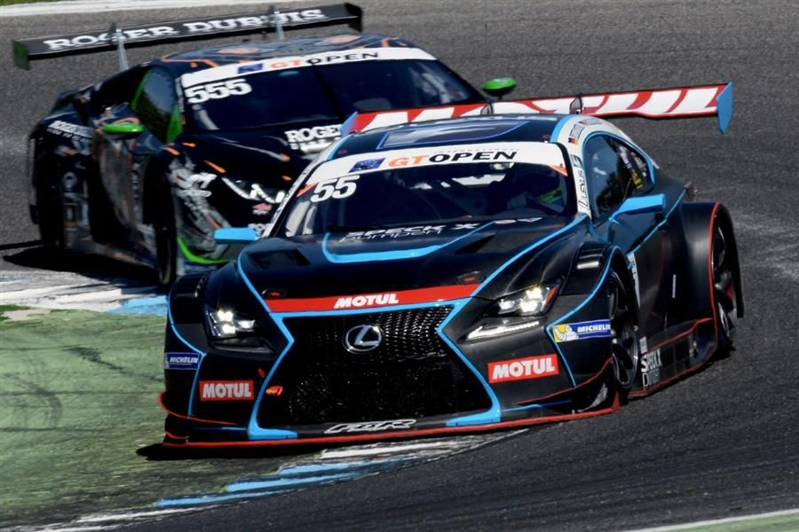 Farnbacher family win GT Open Race 2