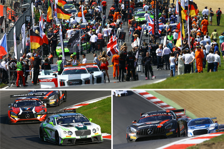 Blancpain GT Series: Who can reel in Perera and Buhk