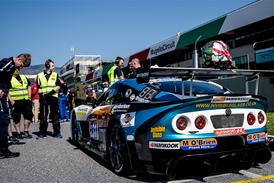 Optimum Motorsport set for 24H Paul Ricard challenge