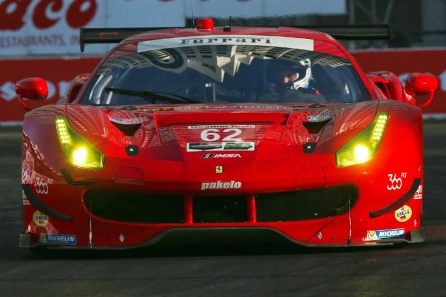 Risi Competizione Looks To Dominate At Home Track in Texas