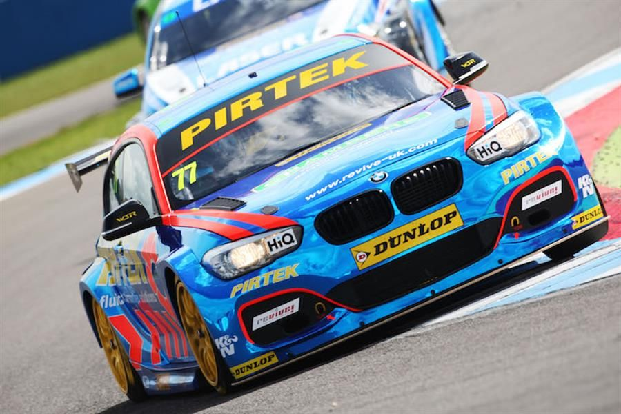 Andrew Jordan and Pirtek Racing seek return to form at Thruxton BTCC