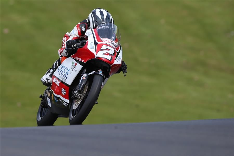 Strudwick continues podium form at Oulton Park