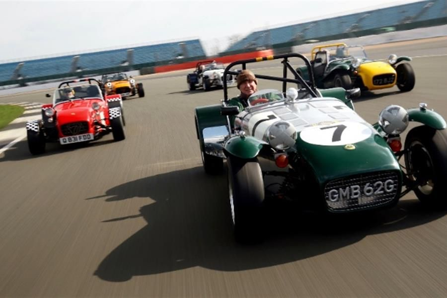 Diamond Days for the Lotus Seven, celebrating 60 years