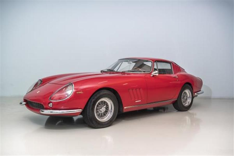 First prototype Ferrari 275 GTB 4 heads multi-million pound COYS London auction