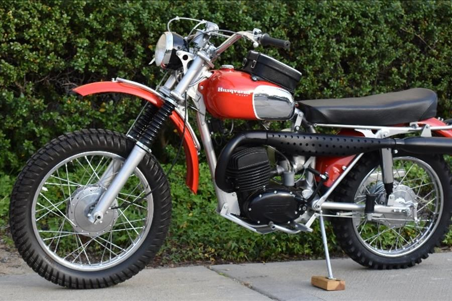 Go Off-Road with 4 Motorcycles From Zimmerman Brothers Collection in Las Vegas