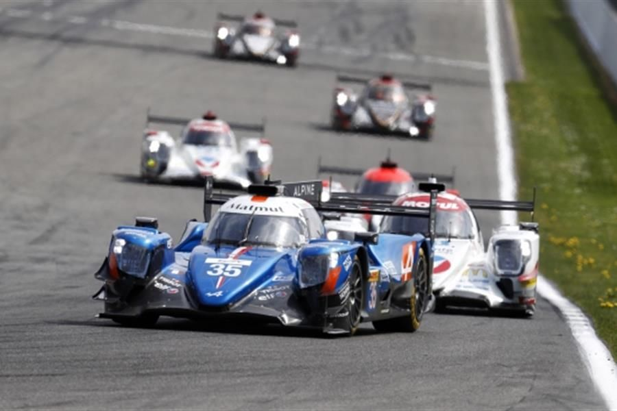 Challenging Spa 6 hrs for Signatech Alpine Matmut