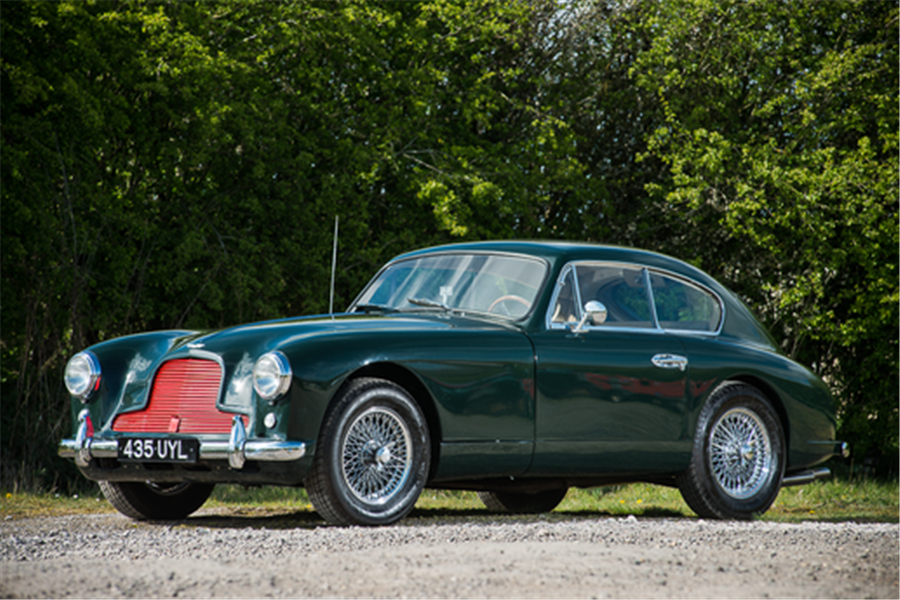 Iconic Aston Martins in Silverstone Auctions May Sale