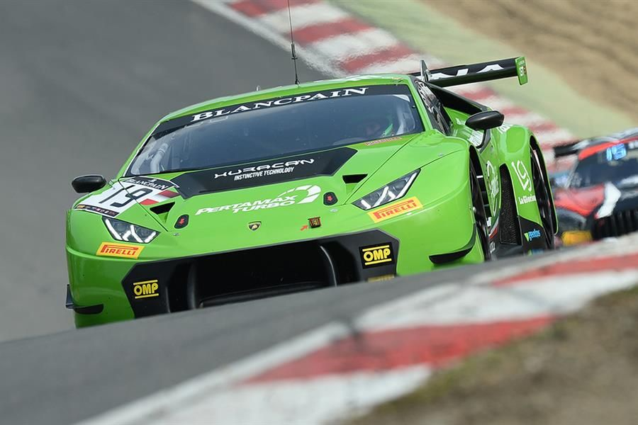 Can the Brits stop Lamborghini at Silverstone Blancpain GT