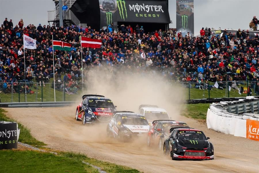 RX2 joins World RX for first time as World Championship moves to Belgium